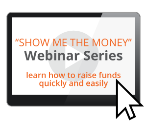 Why not take one of our online courses and learn how to fundraise successfully