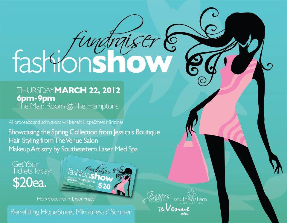 Planning A Fundraiser Fashion Show