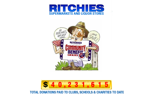 Ritchies' Community Benefits