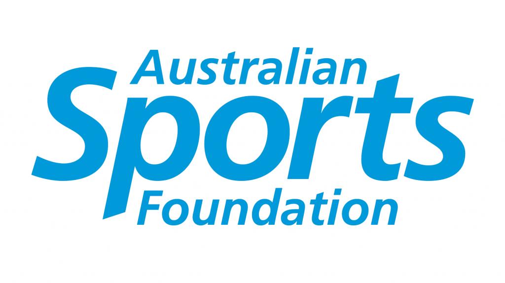 Australian Sports Foundation large logo
